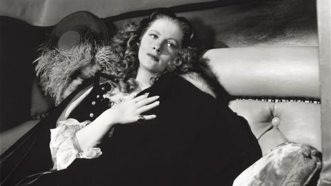 """Joan Fontaine, seen here acting in the 1944 film """"Frenchman's Creek"""" died Monday, December 16, according to longtime friend Noel Beutel. The Oscar-winning actress was 96."""