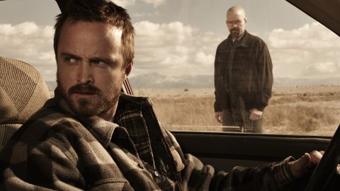 """<strong>Best TV series, drama:</strong> """"Breaking Bad"""""""