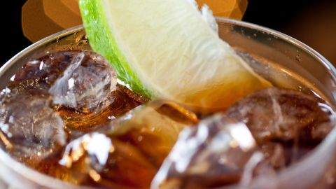 """Using diet soda as a <a href=""""http://www.health.com/health/gallery/0,,20336605,00.html"""" target=""""_blank"""" target=""""_blank"""">low-calorie cocktail</a> mixer has the dangerous effect of getting you drunk faster than sugar-sweetened beverages, according to research from Northern Kentucky University. The study revealed that participants who consumed cocktails mixed with diet drinks had a higher breath alcohol concentration than those who drank alcohol blended with sugared beverages. The researchers believe this is because our bloodstream is able to absorb artificial sweetener more quickly than sugar.<br /><br /><a href=""""http://www.health.com/health/gallery/0,,20553002,00.html"""" target=""""_blank"""" target=""""_blank"""">Health.com: 6 ways to enjoy cocktails guilt-free</a>"""