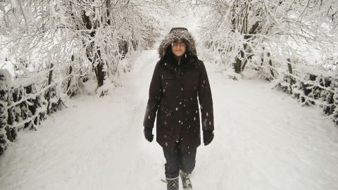 """<strong>Myth: Cold air can make you sick.</strong><br /><br />It's called the common """"cold,"""" but lower temperatures alone won't make you sick. In fact, the exact opposite is true. """"Cells that fight infection in body actually increase if you go out into the cold,"""" said Dr. Rachel C. Vreeman, co-author of """"Don't Swallow Your Gum! Myths, Half-Truths, and Outright Lies About Your Body and Health."""" It's your body's way of combating the stress of freezing temps. <br /><br />Plus, according to the National Institute of Allergy and Infectious Diseases, cold viruses grow best at about 91 degrees; if you're outside in the cold, your nostrils are surely colder than that. <br /><br /><a href=""""http://www.health.com/health/gallery/0,,20306931,00.html"""" target=""""_blank"""" target=""""_blank"""">Health.com: 5 most common myths about the common cold</a>"""