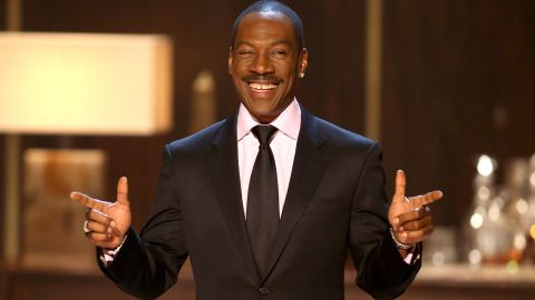 """First, Eddie Murphy said that <a href=""""http://www.today.com/id/25581773#.UrIdH-JuE4c"""" target=""""_blank"""" target=""""_blank"""">he'd retire from movies at 50</a>. That was back in 2008, when the comedian was 47. By 2012, even Murphy had to laugh at his forecasting, and had turned to <a href=""""http://www.extratv.com/2012/11/05/eddie-murphy-jokes-hes-retired-shows-off-new-girlfriend/"""" target=""""_blank"""" target=""""_blank"""">joking about the fact that he was """"completely retired</a>."""" Of course, he's still working, <a href=""""http://blogs.indiewire.com/theplaylist/triplets-with-arnold-schwarzenegger-danny-devito-eddie-murphy-moves-forward-josh-gad-co-writing-script-20121115"""" target=""""_blank"""" target=""""_blank"""">with the latest being an effort to develop a """"Triplets"""" movie.</a>"""
