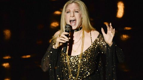 """It's a good thing that Barbra Streisand has taken her time saying """"farewell"""" to her fans: the singer just set a Billboard record with her latest release, """"Partners."""" Over the years, Streisand has become infamous for her goodbye tours. The entertainer gave<a href=""""http://abcnews.go.com/Entertainment/story?id=113477&page=1#.UL-muuQ83To"""" target=""""_blank"""" target=""""_blank""""> a farewell tour in 2000</a>, only to come back for <em>another </em><a href=""""http://popwatch.ew.com/2006/03/22/memories_of_the/"""" target=""""_blank"""" target=""""_blank"""">""""this-is-it-really this-time"""" tour in 2006. </a>But no one told Babs she couldn't go home again, and so in 2012, <a href=""""http://www.nydailynews.com/new-york/brooklyn/streisand-babulous-barclays-center-article-1.1181488"""" target=""""_blank"""" target=""""_blank"""">she lit up the Barclays Center in Brooklyn</a> with a set of shows."""