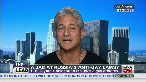 exp live intv Greg Louganis sochi olympics gay ban_00014006.jpg