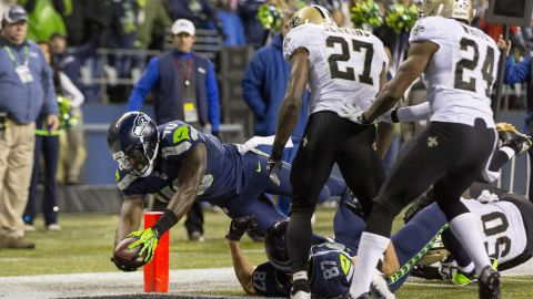 """Derrick Coleman of the Seattle Seahawks says being hearing-impaired """"has made me who I am."""""""