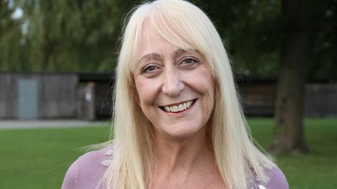 Margaret Manning is the founder of the online community Sixty and Me.