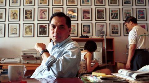 FlorCruz served as TIME Beijing bureau chief.