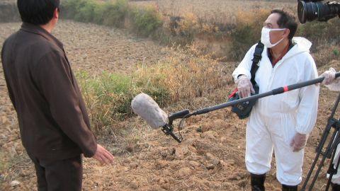Reporting on a bird flu outbreak in Wuhan.