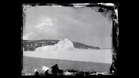Photographic negatives left a century ago in Captain Scottís last expedition base at Cape Evans, Antarctica, were discovered and conserved by New Zealandís Antarctic Heritage Trust on December 10, 2013. The negatives were found in expedition photographer Herbert Pontingís darkroom and have been painstakingly conserved revealing never before seen Antarctic images.