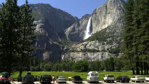 """Yosemite National Park, which celebrates<a href=""""http://www.nps.gov/featurecontent/yose/anniversary"""" target=""""_blank"""" target=""""_blank""""> the 125th anniversary of its existence as a national park in 2015</a>, was the third most-popular national park last year."""