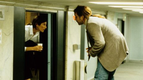 """<strong>""""Being John Malkovich""""</strong> -- This comedy fantasy, with Catherine Keener and John Cusack, was one of the most inventive films of the '90s."""