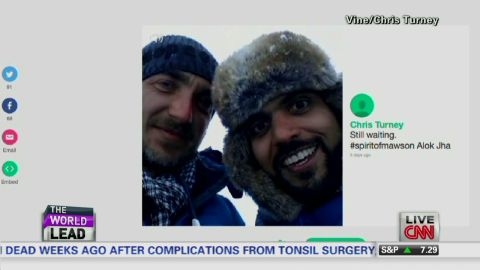 exp Lead intv stranded Antarctic ship passenger Guardian reporter_00004817.jpg