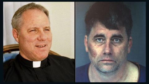 Gary Lee Bullock was named a suspect in the death of Eric Freed, a Catholic priest.