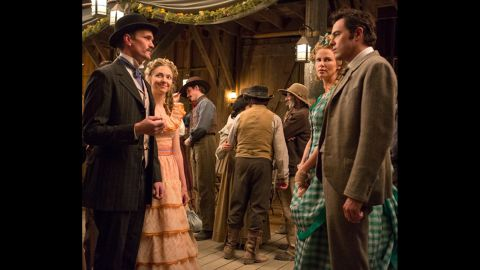 """Two years ago, Seth MacFarlane's """"Ted"""" was a huge hit, making $218 million domestically and more than double that overall. But  <strong>""""A Million Ways to Die in the West,""""</strong> directed, written by and starring MacFarlane, right, flopped, making just $43 million and scoring a dismal 33% on the Tomatometer."""