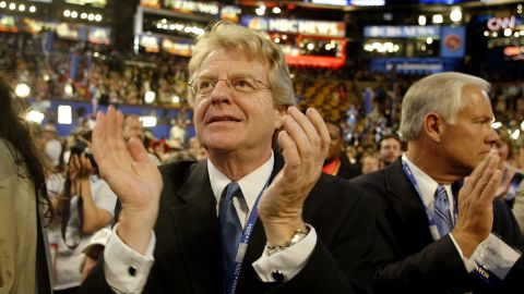 """Talk-show host Jerry Springer was elected to the Cincinnati City Council in 1971. He resigned <a href=""""http://content.time.com/time/specials/2007/article/0,28804,1721111_1721210_1721110,00.html"""" target=""""_blank"""" target=""""_blank"""">over a scandal involving his hiring of a prostitute</a> but was later re-elected to the council and went on to become Cincinnati mayor. He later won greater fame for his tabloid talk show."""