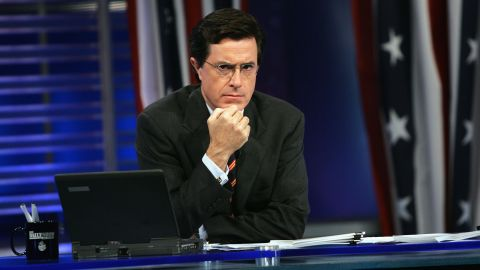 """In November 2007, television personality Stephen Colbert's presidential bid was cut short when <a href=""""http://www.cnn.com/2007/POLITICS/11/06/obama.colbert/index.html"""">he was denied a place on the ballot in South Carolina's Democratic primary</a>. Despite making a mark in the polls, his campaign was viewed more as a publicity stunt."""