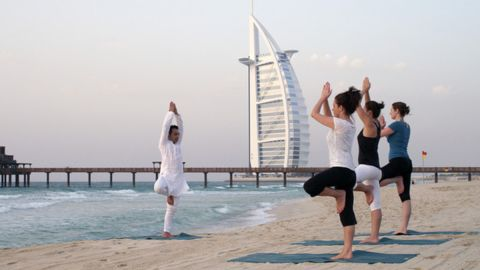 At Dubai's Talise Spa, a typical program may begin with a liver and intensive detox, and follow up with a variety of treatments such as sessions in the infrared sauna, relaxing yoga and tai chi or strength-building kung fu classes, and a course of homeopathic medications, supplements and vitamins.