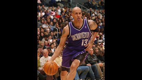 Shooting guard Doug Christie played in the NBA for 15 seasons before retiring in 2007. He averaged 11.2 points per game during his career, and he made the NBA's All-Defensive Team on four occasions.
