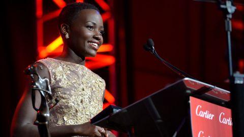 She won the Breakthrough Performance award at Palm Springs International Film Festival on January 4, 2014.