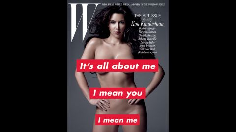 """Some of you might be more familiar with Kim Kardashian's curves than your own physique. Kardashian appeared nude in a recent photo shoot for Paper magazine. The reality star became famous with a sex tape and stayed famous with her reality show and photos such as this one, which she did for W magazine in 2010. Though Kardashian later said <a href=""""http://marquee.blogs.cnn.com/2010/10/18/kim-kardashian-too-old-to-pose-nude-again/?iref=allsearch"""" target=""""_blank"""">she didn't think she'd ever pose nude again</a>, she still frequently posts the <a href=""""http://marquee.blogs.cnn.com/2014/01/06/kim-k-s-latest-selfie-takes-over-the-internet/"""" target=""""_blank"""">next best thing on her Instagram account. </a>"""