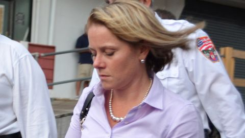 """Bridget Anne Kelly, Gov. Chris Christie deputy chief of staff, was fired when her e-mail about it being time for """"traffic in Fort Lee"""" became the center of the scandal. She has been charged with nine criminal counts, including conspiracy and fraud."""