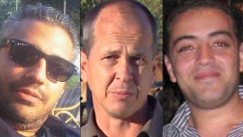 egypt al jazeera journalist detained response turton intv_00013019.jpg
