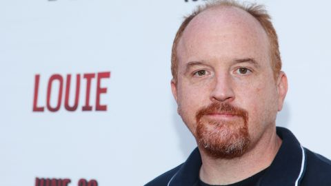 """NEW YORK - JUNE 21:  Comedian/writer Louis C.K. attends the premiere of """"Louie"""" at Carolines On Broadway on June 21, 2010 in New York City.  (Photo by Mike Coppola/WireImage)"""