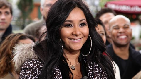 """""""Jersey Shore"""" star Nicole """"Snooki"""" Polizzi made a name for herself as the (very tan) face of New Jersey's Italian-Americans. She was actually born in Chile and adopted by an Italian-American family when she was 6 months old."""