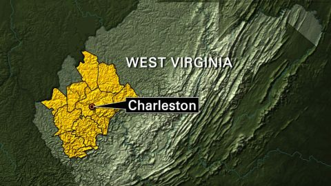 West Virginia's governor declared a state of emergency in nine counties.