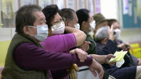 Whether in Taiwan or the United States, the spread of infectious diseases such as SARS is a global health threat.