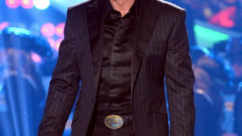 """Country singer Trace Adkins suffered """"a setback in his battle with alcoholism"""" and has <a href=""""http://www.cnn.com/2014/01/16/showbiz/trace-adkins-rehab/index.html"""">entered a rehab facility</a> for help, his representative said January 16."""