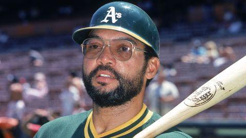 Hall of Fame baseball player Reggie Jackson, born Reginald Martinez Jackson, is of Puerto Rican descent.