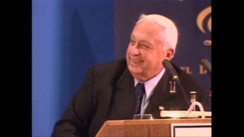 pkg ariel sharon the politician_00021913.jpg