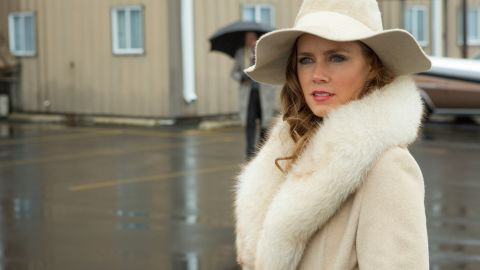 """<strong>Best actress in a motion picture, musical or comedy: </strong>Amy Adams, """"American Hustle"""""""
