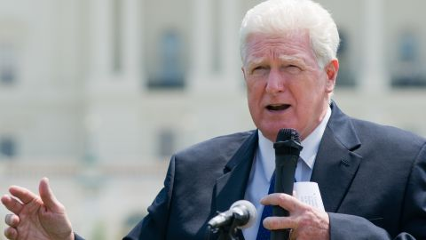Former congressman Jim Moran