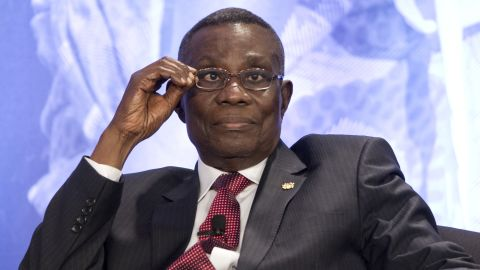 """Former President John Atta Mills of the West African nation of Ghana scaled back public appearances and made a medical trip to the United States shortly before he <a href=""""http://www.cnn.com/2012/07/24/world/africa/ghana-president/index.html"""">died in July 2012</a>."""