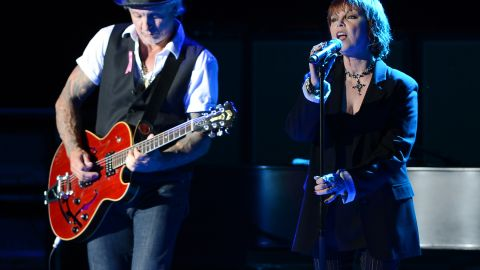Neil Giraldo and Pat Benatar announced Thursday, January 16, that they will be canceling their performance at Bands, Brew & BBQ.