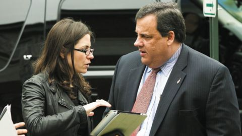 Maria Comella, a deputy chief of staff in Christie's office, had been monitoring the media reaction weeks after the George Washington Bridge traffic fiasco. She has been subpoenaed as part of the state legislative investigation.