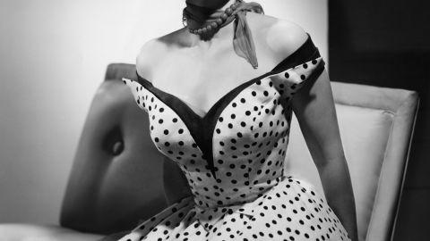 Zsa Zsa Gabor, circa 1952.