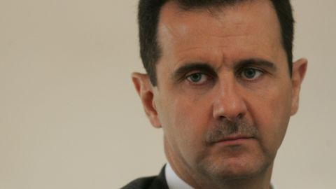 """Rarely a week goes by where the North Korean state media doesn't trumpet its friendship with Syria's president Bashar al-Assad. A North Korean delegation visited him in Syria on March 8, according to KCNA. North Korea officials hailed Syria's standoff with the U.S. saying: """"The hostile acts of the U.S. imperialists make the relations between Syria and the DPRK stronger."""""""