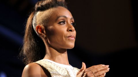 """Jada Pinkett-Smith reflected on her Facebook page in September 2013 that addictions plagued her in her younger years. """"I had many addictions, of several kinds, to deal with my life issues,""""<a href=""""http://marquee.blogs.cnn.com/2013/09/25/at-42-jada-pinkett-smith-reflects-on-past-addiction/""""> she said.</a>"""