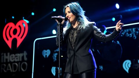 """In a December interview with <a href=""""http://www.accesshollywood.com/demi-lovato-reveals-i-would-smuggle-cocaine-on-planes-exclusive_article_87694"""" target=""""_blank"""" target=""""_blank"""">""""Access Hollywood,""""</a> Demi Lovato went into detail about her dependence on drugs and alcohol. There was a time when Lovato """"couldn't go 30 minutes to an hour without cocaine, and I would bring it on airplanes,"""" she said. """"I would smuggle it, basically, and just wait until everyone in first class would go to sleep, and I would do it right there."""" According to Lovato, her rock bottom came at 19, when she filled a soda bottle with vodka to drink at 9 a.m. """"I had a moment where I was like, 'Oh, my God ... that is alcoholic behavior,"""" she said."""
