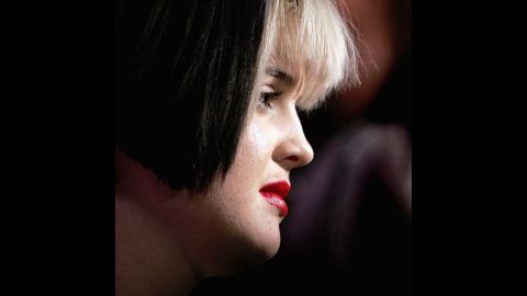 """In 2004, a then 19-year-old Kelly Osbourne <a href=""""http://www.cnn.com/2004/SHOWBIZ/Music/04/02/osbournes.lkl/"""">reportedly entered rehab</a> for an addiction to painkillers. """"The amount of pills that was found in her bag was astounding,"""" her father, Ozzy, said."""