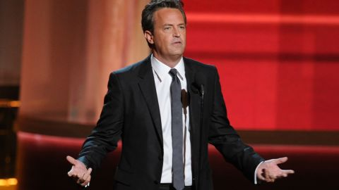 """Matthew Perry <a href=""""http://www.people.com/people/article/0,,20489277,00.html"""" target=""""_blank"""" target=""""_blank"""">has struggled </a>with an addiction to prescription drugs and alcohol and landed on the cover of People magazine<a href=""""http://marquee.blogs.cnn.com/2013/07/03/matthew-perrys-road-to-sobriety/""""> to discuss his road to sobriety.</a> While he was on """"Friends,"""" he said, """"it would seem like I had it all. It was actually a very lonely time for me, because I was suffering from alcoholism."""""""