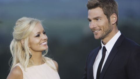 """Brad Womack returned for season 15 and proposed to Emily Maynard. The second time was not the charm, and the couple soon split. Maynard became """"The Bachelorette,"""" where she found -- and then lost -- love with that show's winner Jef Holm. Maynard soon moved on to Tyler Johnson, whom she met at church, and <a href=""""http://abcnews.go.com/Entertainment/bachelorette-emily-maynard-shares-sweet-wedding-video/story?id=24181983"""" target=""""_blank"""" target=""""_blank"""">married him in June 2014.</a> In January, <a href=""""http://www.usmagazine.com/celebrity-moms/news/emily-maynard-pregnant-bachelorette-expecting-child-with-tyler-johnso-201591"""" target=""""_blank"""" target=""""_blank"""">she confirmed that they were expecting a baby</a>."""