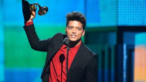 "<strong>Best pop vocal album: </strong>""Unorthodox Jukebox"" by Bruno Mars"