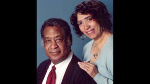 Authors Patricia and Fredrick McKissack are the winners of the Coretta Scott King-Virginia Hamilton Award for Lifetime Achievement.