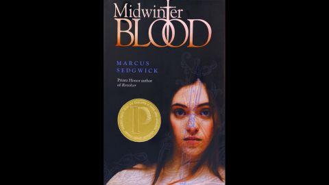 """Midwinterblood,"" written by Marcus Sedgwick, is the 2014 Printz Award winner."
