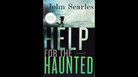 """""""Help for the Haunted,"""" written by John Searles, is one of 10 books to win the Alex Award for best adult book that appeals to teen audiences."""