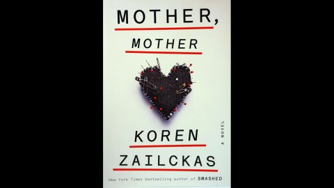 """""""Mother, Mother: A Novel,"""" written by Koren Zailckas, is one of 10 books to win the Alex Award for best adult book that appeals to teen audiences."""