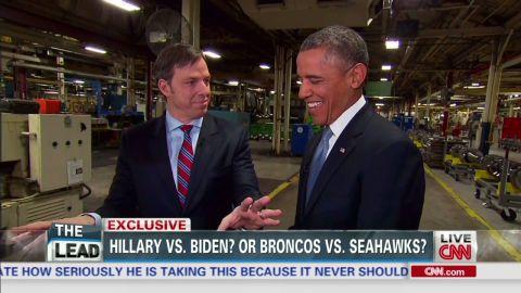 Lead intv Obama choice Hillary Biden Broncos Seahawks_00003325.jpg